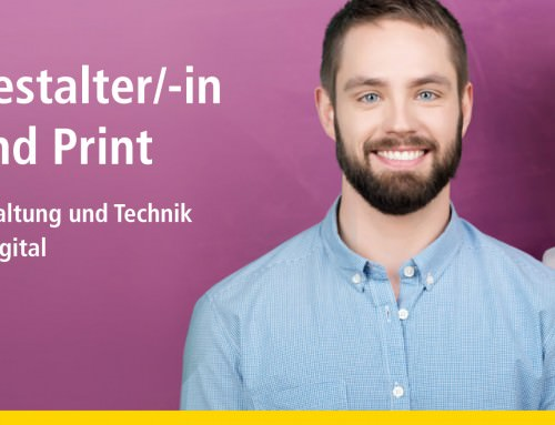 Mediengestalter/in Digital und Print