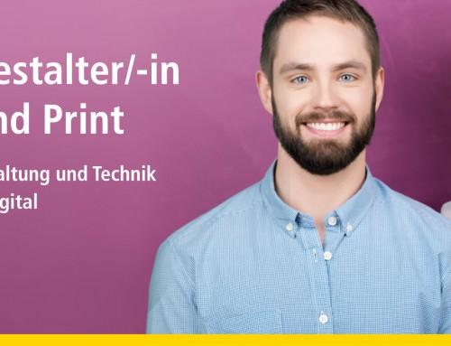 Mediengestalter/in Digital und Print