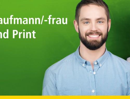 Medienkaufmann/-frau Digital und Print