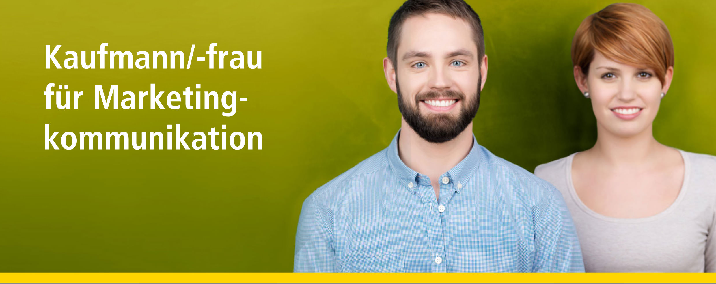 Marketingkommunikation header